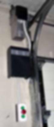 Автоматика для подъемных секционных ворот CAME CBX