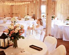 Indoor Wedding Barn