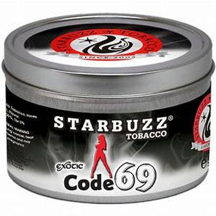 STARBUZZ- CODE 69-250GM