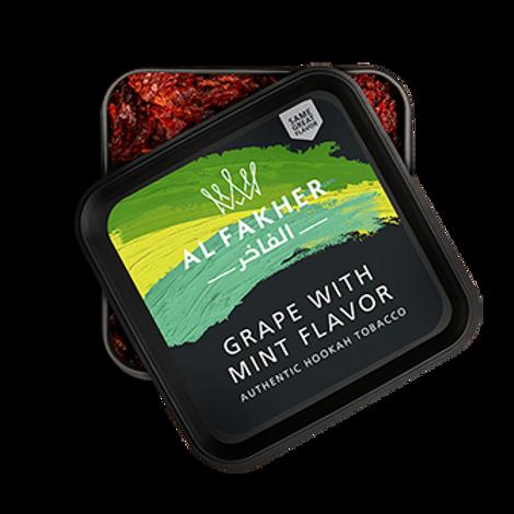 Al-Fakher -Grape With Mint 250gm