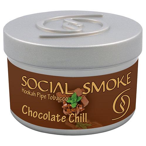 SOCIAL SMOKE -CHOCOLATE CHILL- 100GM
