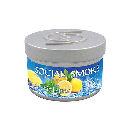 SOCIAL SMOKE -ARTIC LEMON- 100GM