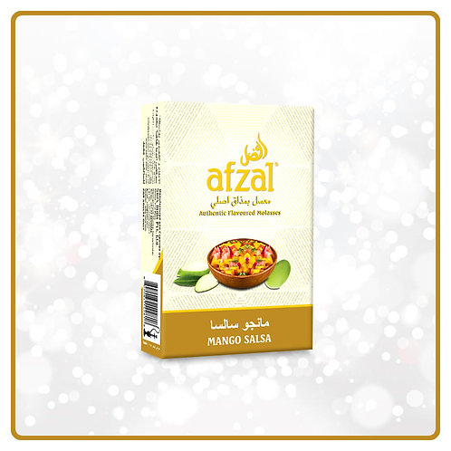 Afzal -Mango Salsa 50gm