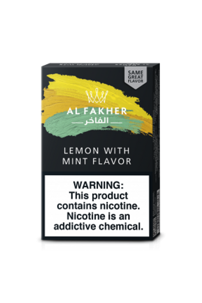 Al-Fakher -Lemon With Mint 250gm