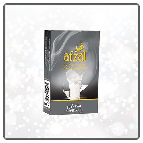 Afzal -Cream-Milk 50gm