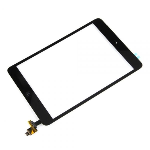 iPad Mini 1-2 Black Digitizer/Glass