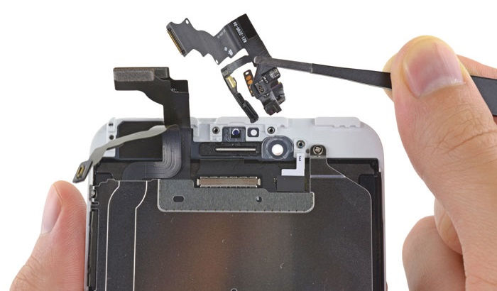 iPhone 6 Plus Front Camera Replacement