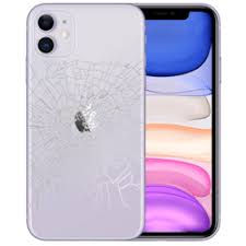 iPhone 11 Back glass Replacement