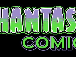 THE COMICS ARE COMING! THE COMICS ARE COMING!