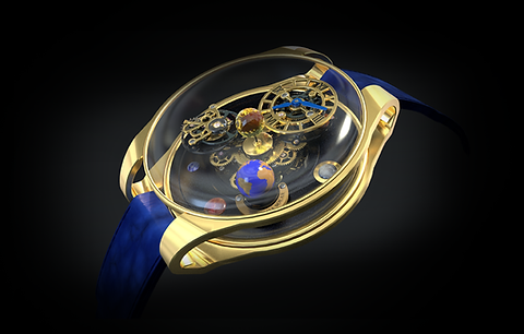 3d watch, Jacob & Co., Astronomia watch