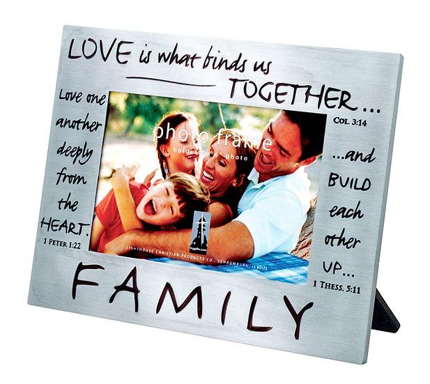 Photo Frame - FAMILY - 17007
