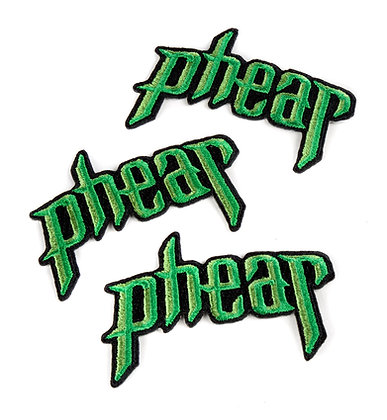 PHEAR Patches ($5 Each Or 3 For $10)