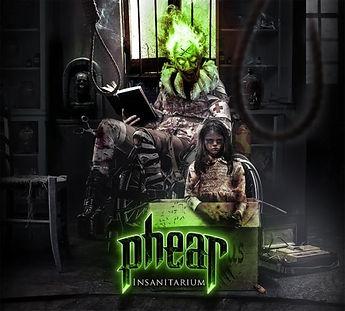 Phear - Insanitarium - Album Cover 2.jpg