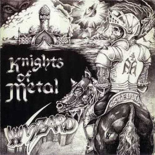 Wyzard - Knights Of Metal (1984)