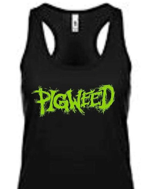 Pigweed Logo Female Tank Top