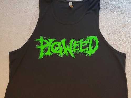 Pigweed Logo Male Tank Top