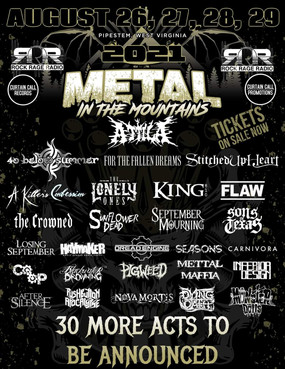 METAL IN THE MOUNTAINS 2021