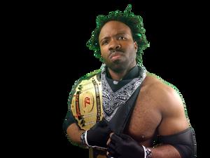 (Dynamo Pro Wrestling D-1 Champion Mike Outlaw – Photo Courtesy of Dynamo Pro Wrestling)