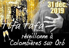 Tifa Tafa Tafanari fait son réveillon