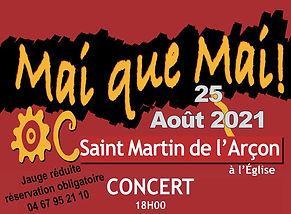 Concert : Adar invite Jean-Pierre Sarzier