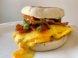 Step up your breakfast sandwich game with accessories