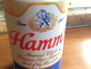 #TBT - Getting Over The Stigma: Hamm's Beer