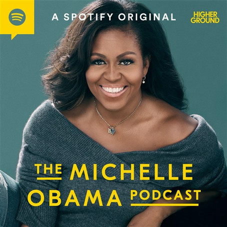 Michelle Obama is Now on Spotify