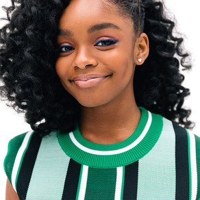 Marsai Martin Signs First-Look Deal with Universal