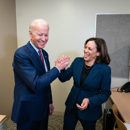 Kamala Harris Tapped as Biden's VP Pick