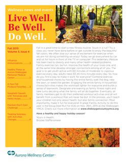 KV0020 Aurora Wellness Newsletter_Summer_2015