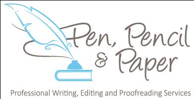 Pen Pencil Paper