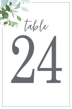 Hamann-Bruggink Table Number samples