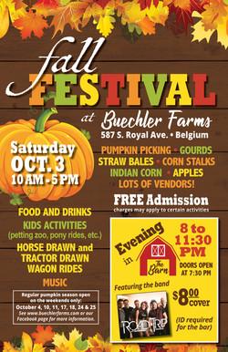 Buechler Farms Fall Festival PosterFINAL