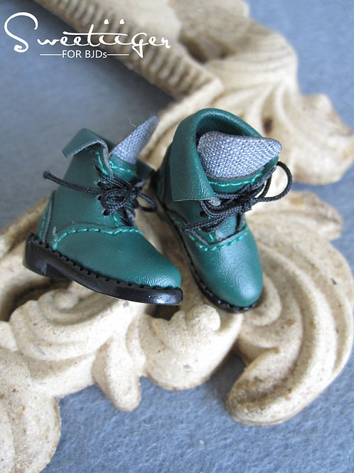 "12""Blythe/Pullip/mmk/JerryB shoes fashion boots"