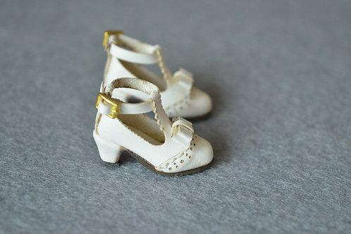 "12""Blythe/Pullip/mmk/JerryB shoes carved Lolita"