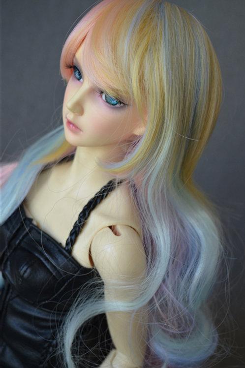 """Fantasy Line 6-7"""" 7-8"""" 8-9"""" Doll wig"""