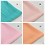 Thumbnail: 50 *150 cm Wrinkle chiffon pure color doll clothes fabric 24 colors