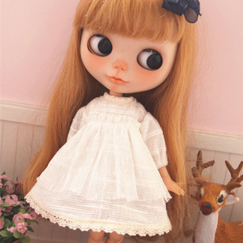 1/6 doll blythe pullip azone Jerry Berry outfit dress clothes
