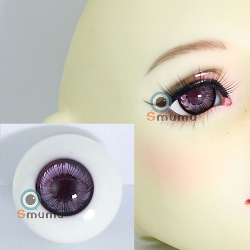 A class BJD doll glass eyes-HE04