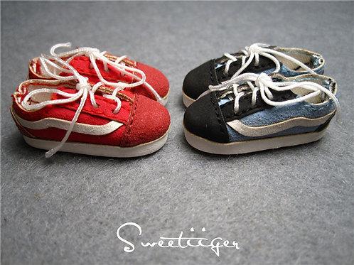 "12""Blythe/Pullip/mmk/JerryB shoes classic sport"