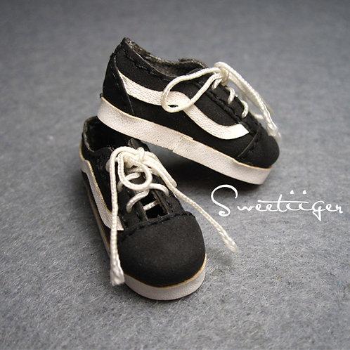 Blythe/Pullip/mmk/JerryB vans Skateboard shoes