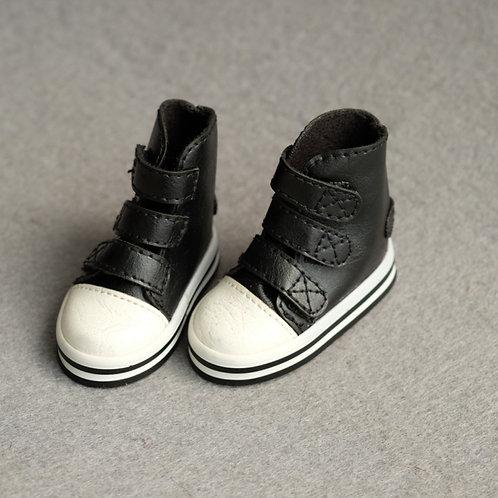 1/6 BJD shoes Leather canvas shoes