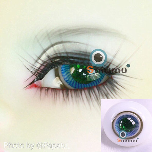 A class BJD doll glass eyes-DP09