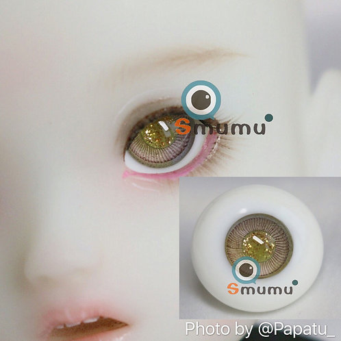 A class BJD doll glass eyes-DP05