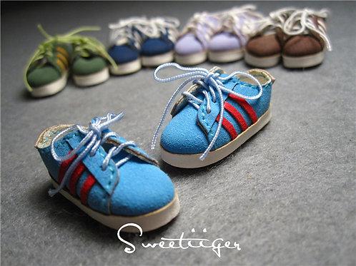 "12""Blythe/Pullip/mmk/JerryB shoes matte sport shoe"