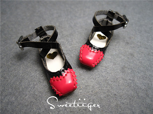 """12""""Blythe/Pullip/mmk/JerryB shoes special flat"""
