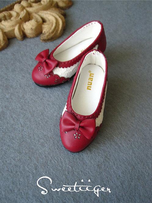 1/4 BJD elegant lace shoes
