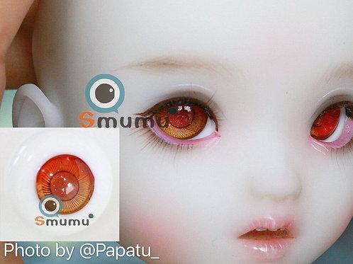 A class BJD doll glass eyes-CH03