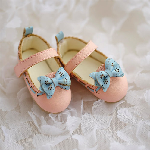 1/6 BJD shoes matte Loafers YOSD minifee volks