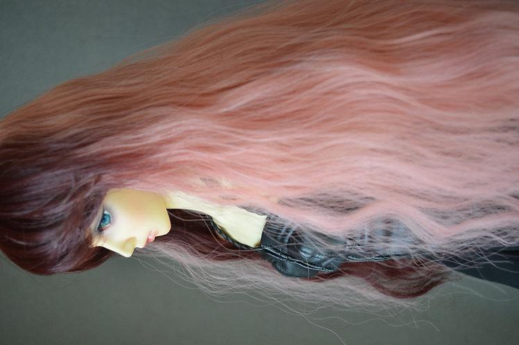 "Fantasy line 8-9"" BJD Doll wig"